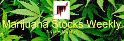 Marijuana Stocks Weekly