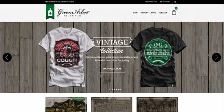 Green Arbor Clothing Company