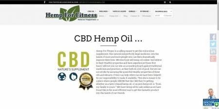 Hemp For Fitness LLC