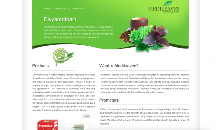 MediLeaves - Ayurveda PVT. LTD