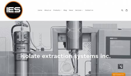 Isolate Extraction Systems LLC