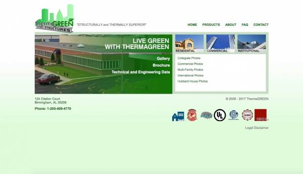 Therma Green Steel Structures