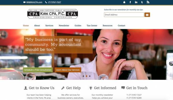 Kirk CPA PC