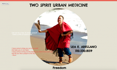 Urban Two Spirit