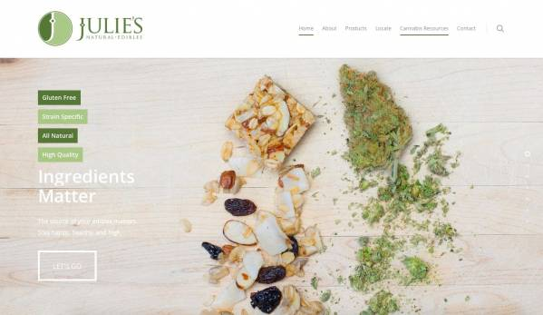 Julies Natural Edibles