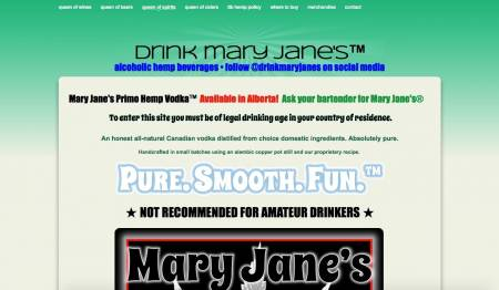 Drink Mary Janes