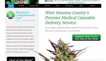 Sebastopol Compassionate Care Concentrates
