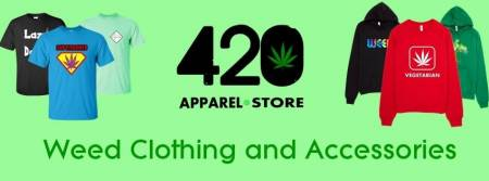 420 Apparel Store