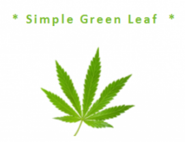Simple Green Leaf