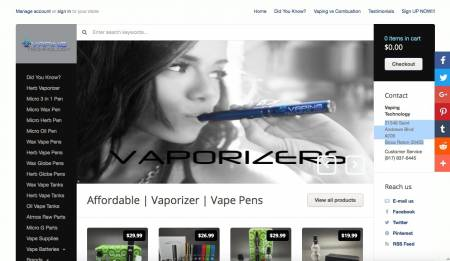 Vaping Technology