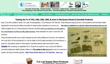 TLC Lab Supply