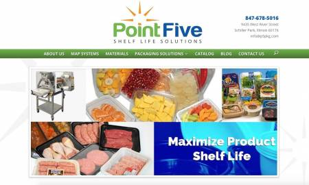 Point Five Shelf Life Solutions