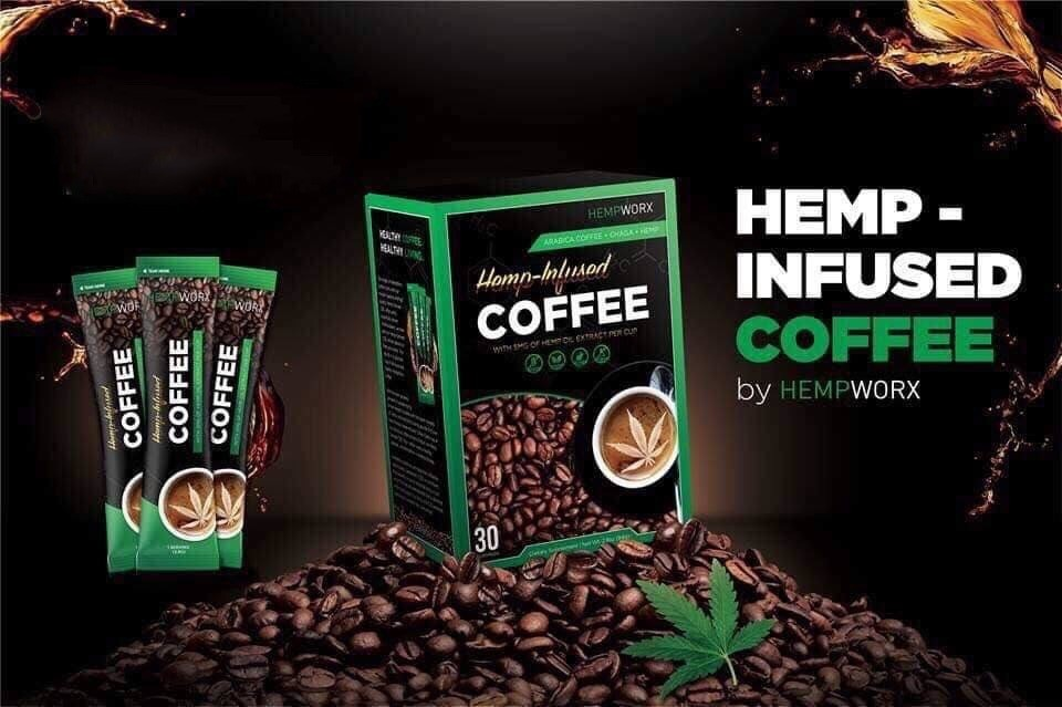 hemp, coffee, cbd, hempworx, new, shop