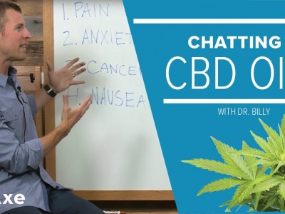 CBD Oil Benefits for Pain, Anxiety and More (with Dr. Billy Demoss)