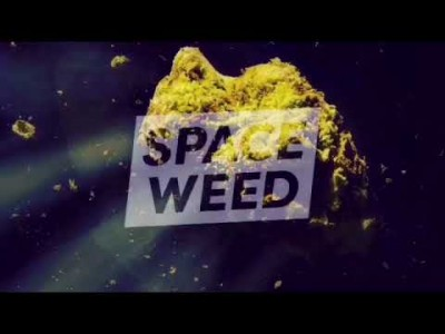 The Space Weed Brand