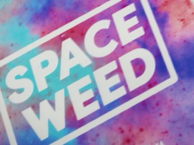 The Space Weed Brand - Grape Fruit